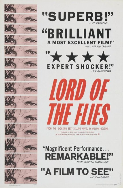 Lord of the Flies (1963) poster