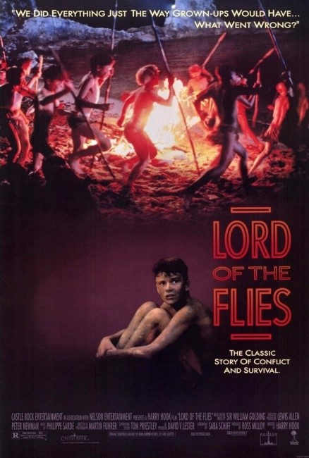 Lord of the Flies (1990) poster