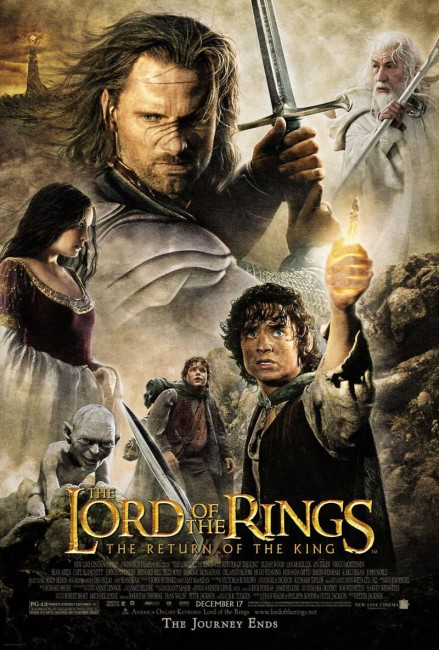 The Lord of the Rings The Return of the King (2003) poster