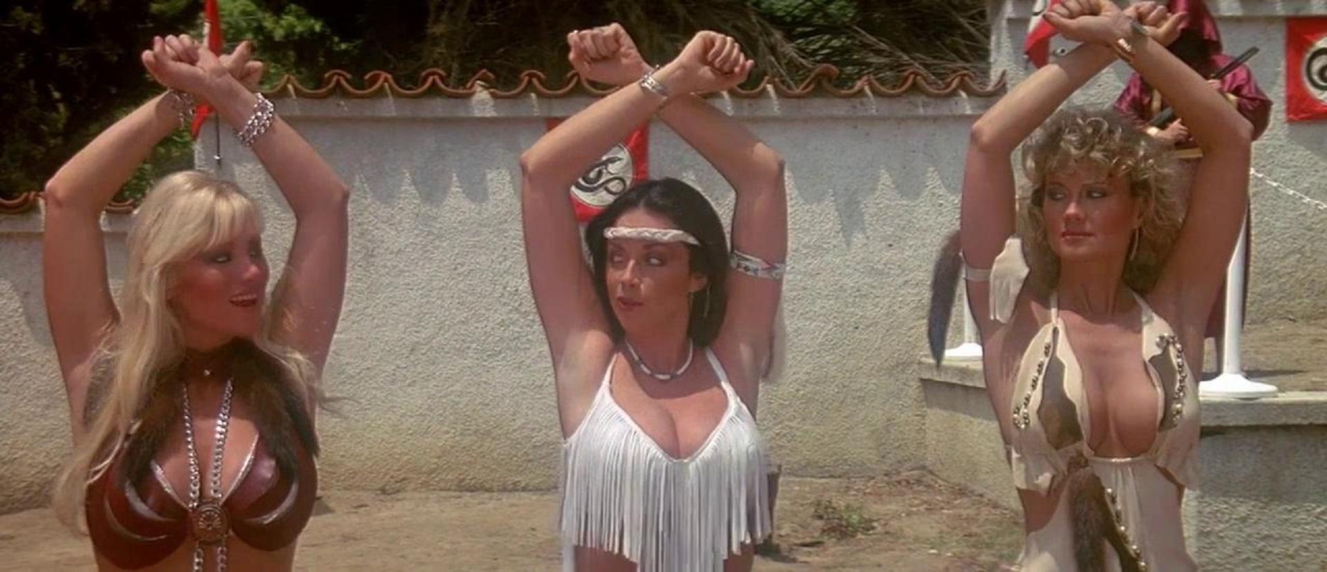 Angelique Pettyjohn Topless the lost empire (1983) - moria