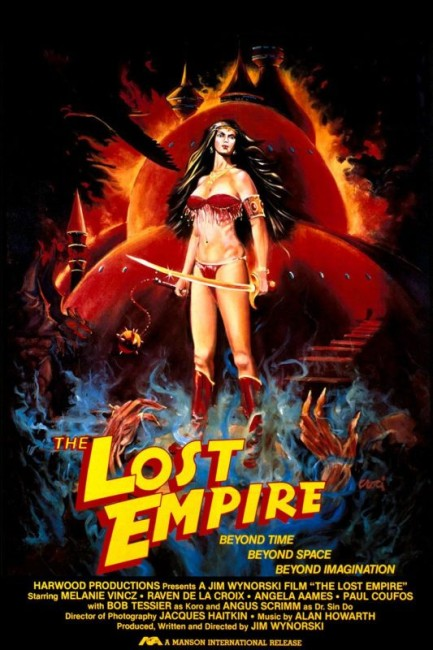 The Lost Empire (1983) poster