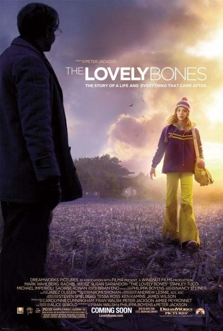 The Lovely Bones (2009) poster