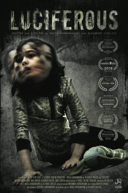 Luciferous (2015) poster