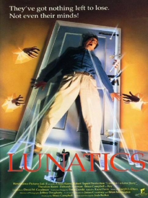 Lunatics: A Love Story (1991) poster