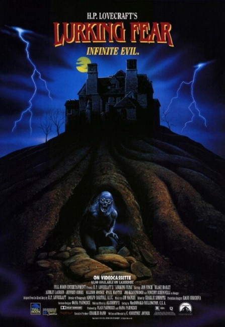 Lurking Fear (1994) poster