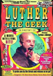 Luther the Geek (1989) poster