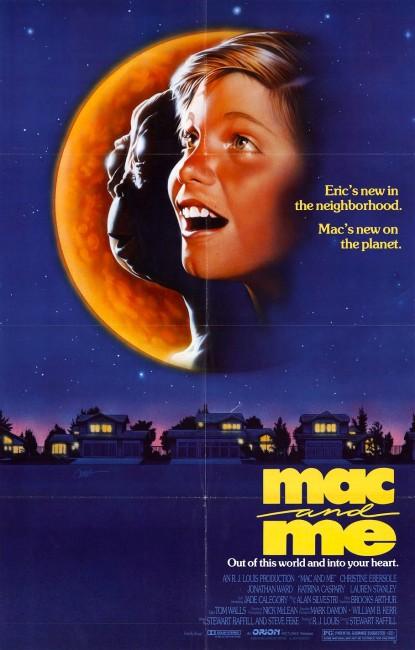 Mac and Me (1988) poster