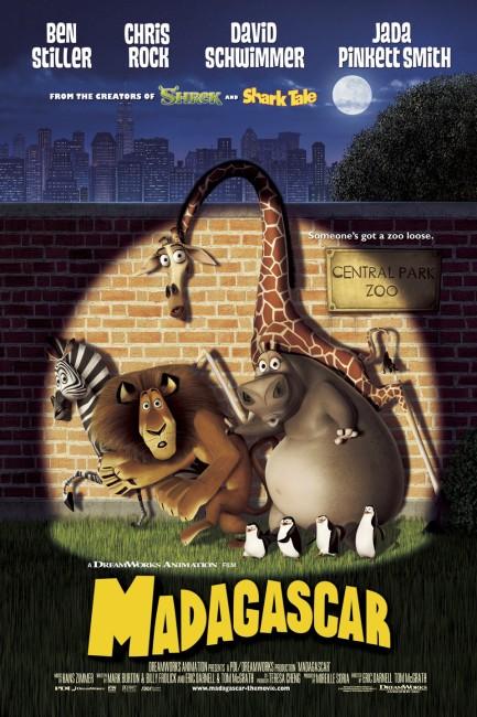 Madagascar (2005) poster