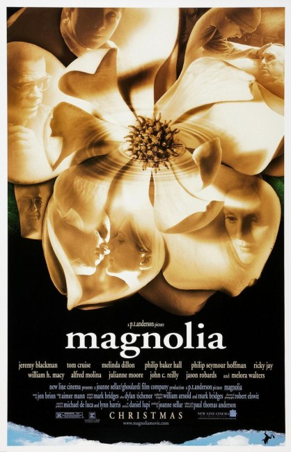 Magnolia (1999) poster