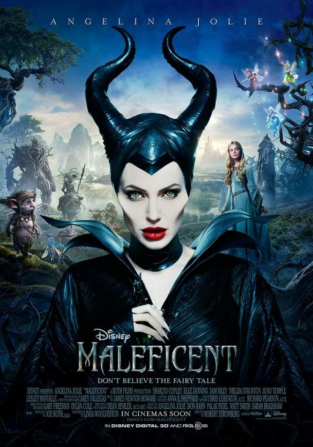 Maleficent (2014) poster