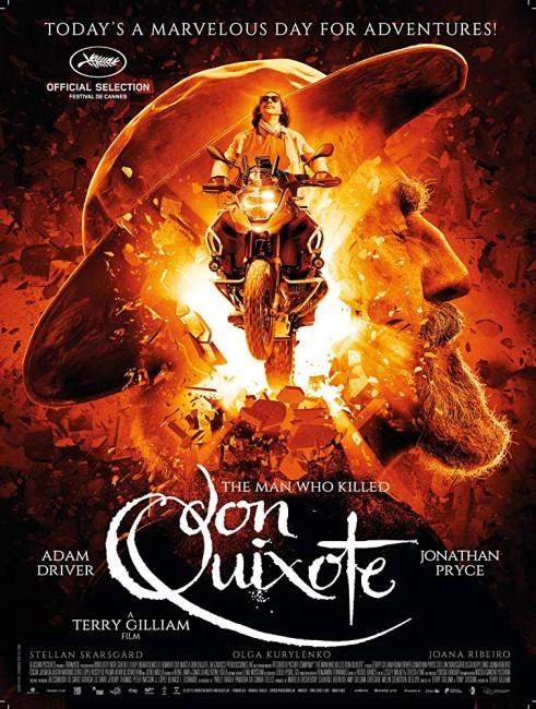 The Man Who Killed Don Quixote (2018) poster