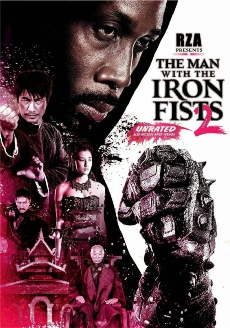 The Man with the Iron Fists 2 (2015) poster