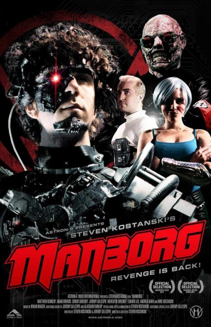 Manborg (2011) poster