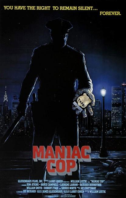 Maniac Cop (1988) poster