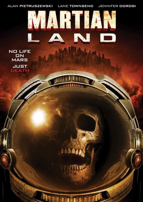 Martian Land (2015) poster