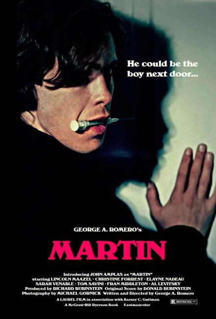 Martin (1976) poster