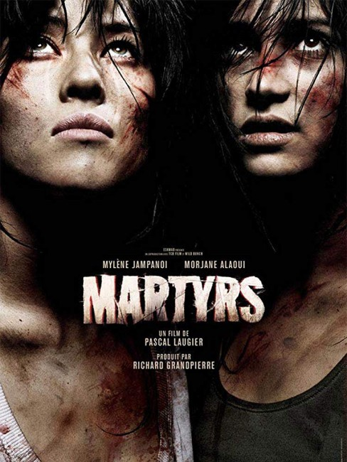 Martyrs (2008) poster
