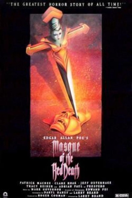 Masque of Red Death (1989) poster