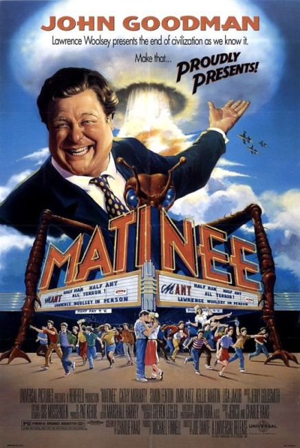 Matinee (1993) poster