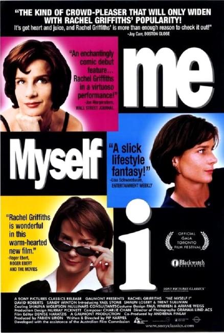 Me Myself I (1999) poster