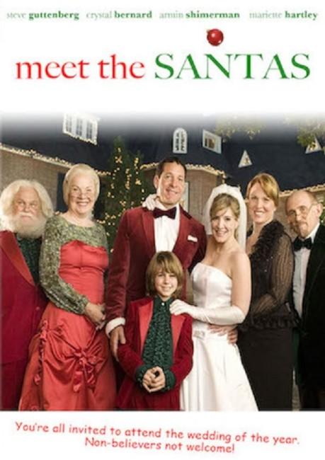 Meet the Santas (2005) poster
