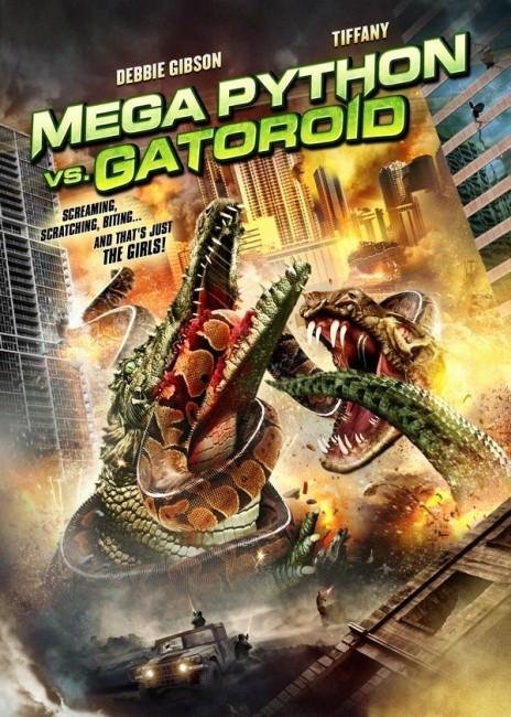 Mega Python vs Gatoroid (2011) poster