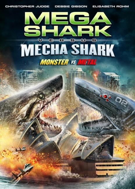 Mega Shark vs Mecha Shark (2014) poster