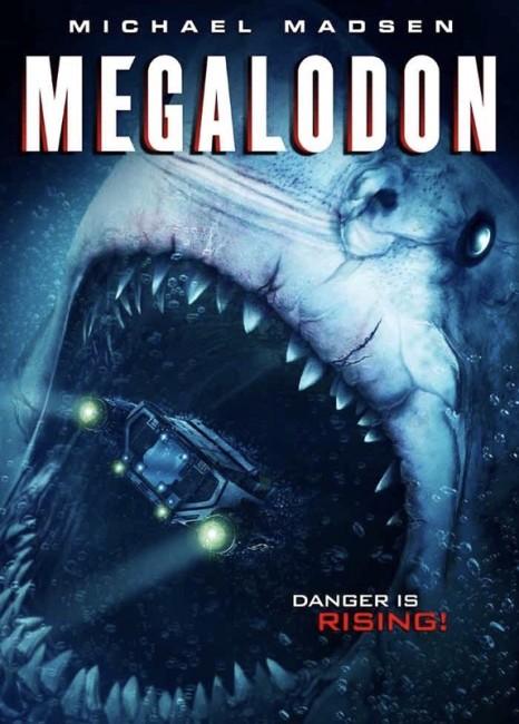 Megalodon (2018) poster