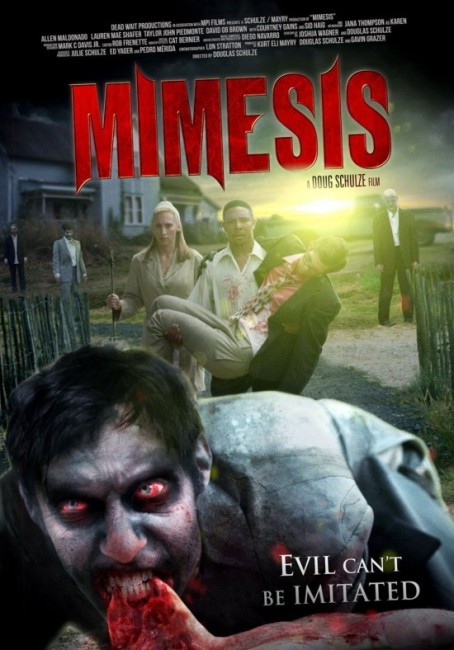 Mimesis (2011) poster