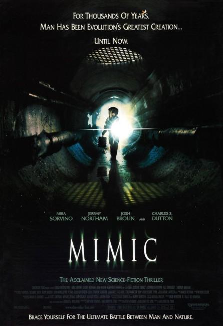 Mimic (1997) poster