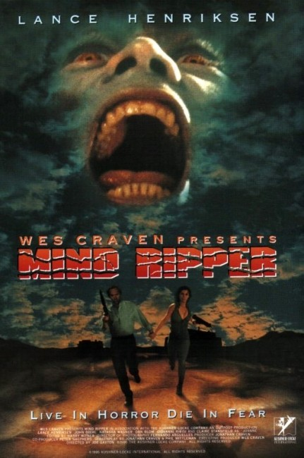 Mind Ripper (1995) poster