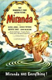 Miranda (1948) poster