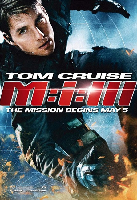 Mission: Impossible III (2006) poster