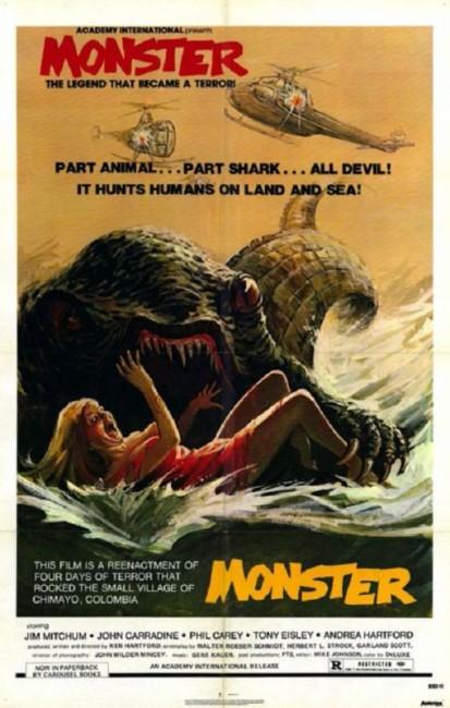 Monster (1979) poster