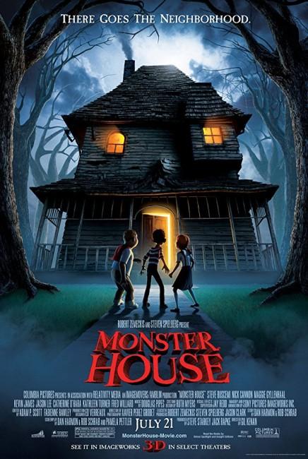 Monster House (2006) poster