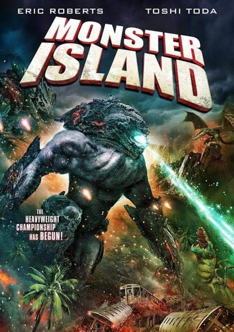 Monster Island (2019) poster