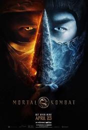 Mortal Kombat (2021) poster