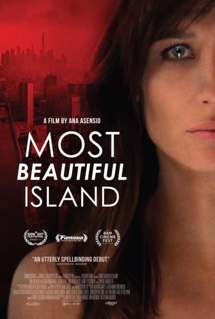 Most Beautiful Island (2017) poster