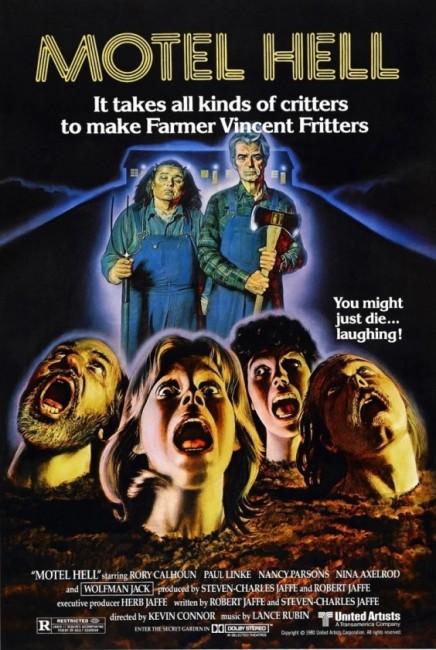 Motel Hell (1980) poster