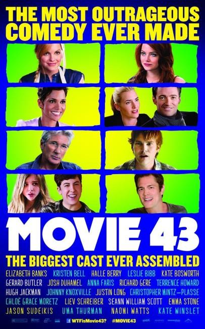 Movie 43 (2013) poster