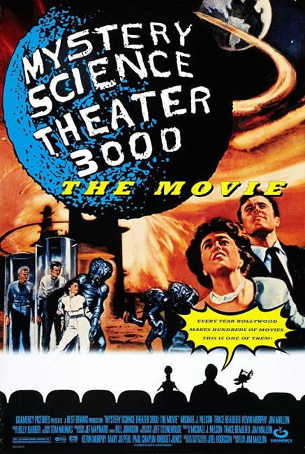 Mystery Science Theater 3000: The Movie (1996) poster