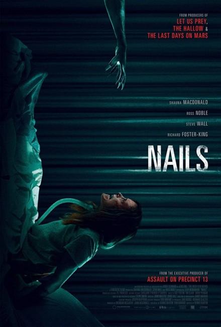 Nails (2017) poster