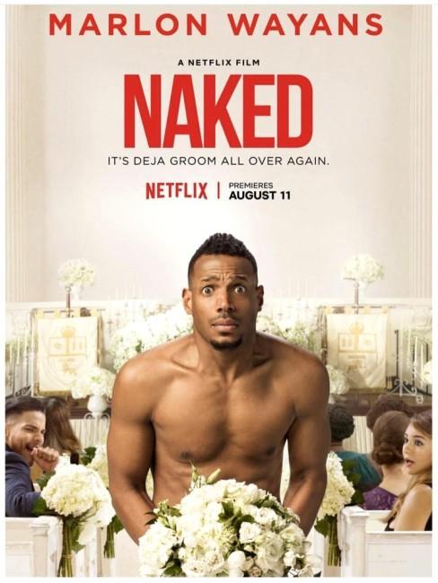 Naked (2017) poster