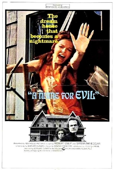 A Name for Evil (1973) poster
