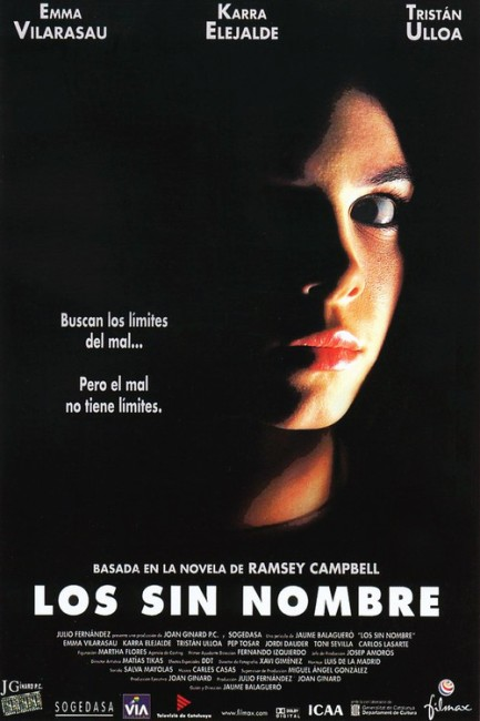 The Nameless (1999) poster