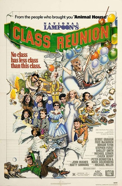 National Lampoon's Class Reunion (1982) poster