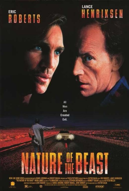 The Nature of the Beast (1995) poster