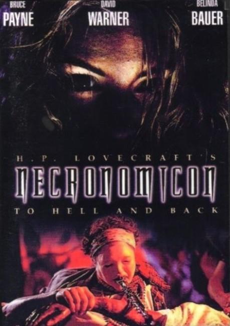 Necronomicon (1993) poster