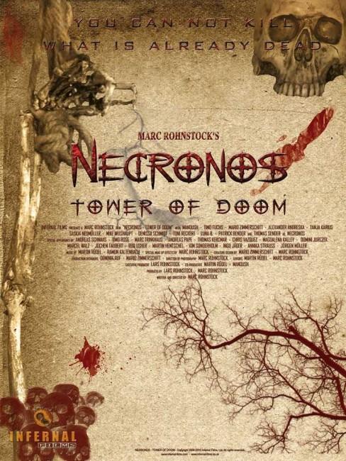 Necronos (2010) poster
