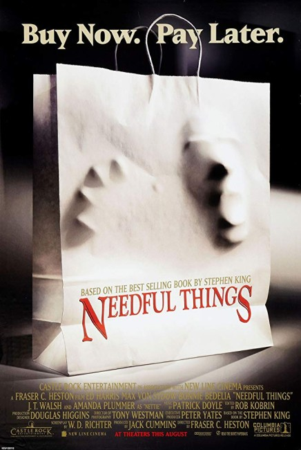 Needful Things (1993) pster